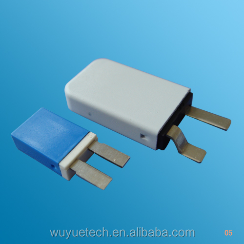 Thermal protector / thermal protector fuse / thermal overload protector