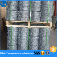 Hot-Dipped Galvanized Razor Barbed Wire/Barbed Wire Price Pell Roll/Barbed Wire For Fence