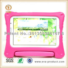 Shockproof EVA foam 8 inch tablet cover for kids