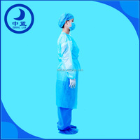 Disposable Sterile Surgical reusable Gown for hospital use