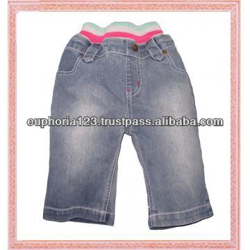 Girls denim pant
