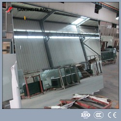 3mm 4mm 5mm Grey Tinted Mirror Glass