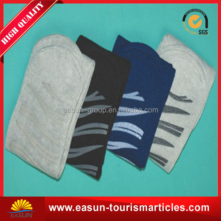 Very cheap Disposable airline socks for promotion
