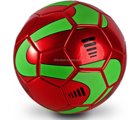 china supplier machine stitched nice quality inflatables metalic football equipment soccer ball