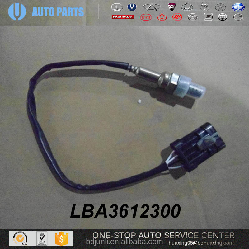 LBA3612300 OXYGEN SENSOR Lifan AUTO SPARE PARTS FOR CHINA CAR FULL ACCESSORIES repuestos chinos para autos