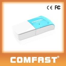 Comfast cf-wu825n 300mbps usb <span class=keywords><strong>wifi</strong></span> booster, Wps wireless tarjetas para pc