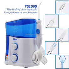Dental floss with long handle /dental water jet with CE certification have UV sterilization