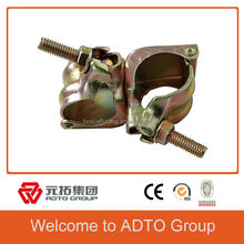 Galvanized scaffolding 48.3mm BS type single coupler