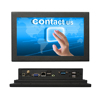 "muti-touch fanless 10"" touchscreen PC runs linux system"