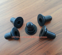 Oil Resistant Dust Proof NBR Cone Rubber Sealing Plug/Stoppers