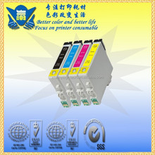 China supplier , Ink cartridge for epson T0441-T0444 , SUITABLE Photo Edition/C86 CX6400/C64/C66