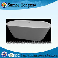 Acrylic Solid Surface Bathtub,whirlpool bathtub