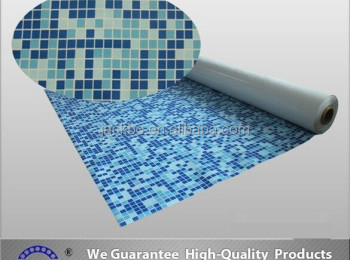 1.5mm Mosaic swimming pool liners