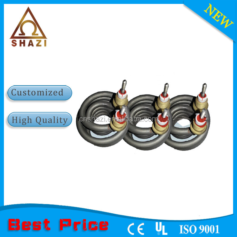 Heating element for dishwasher