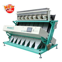 Sunflower Seeds kernels processing color sorting machine