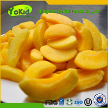 Passed KOSHER Natural Bulk Frozen Half Peach