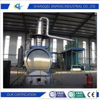 Batch Running Used Motor Oil Distillation Plant