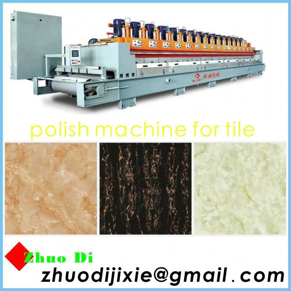 ceramic tile polish machine belt sander polishing machine
