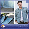 SH-W472 9.5oz Popular cotton spandex denim fabric shirt in 2014