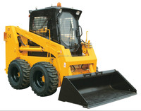 skid steer loader in China