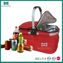 2015 New Design Eco-friendly Multi-functional Picnic Basket Set