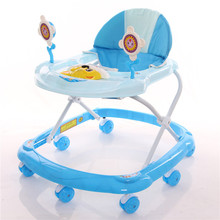 Wholesale new arrival panda cartoon design new model baby walker made in China