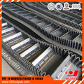 Alibaba China wholesale sidewall rubber conveyor belt and cleats conveyor belt