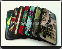 New item design fancy cell phone cover case for samsung galaxy s4