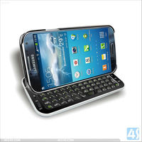 New Slide wireless bluetooth keyboard for Samsung Galaxy S4/ I9500 P-SAM9500BLUEKB004