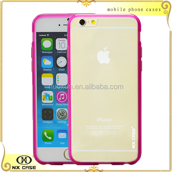 Silicone sublimation cell phone case for iPhone 5