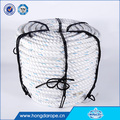 Twisted PP rope fo rmooring rope winch rope