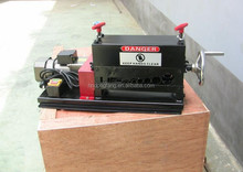 Scrap copper wire stripping machine /copper wire cable scrap electric wire stripper