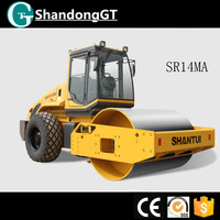SR14MA Small sakai used pedestrian vibratory road roller for sale