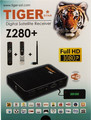 Tiger Z280+ Digital Satellite Receiver Set Top Box support 3 months IPTV