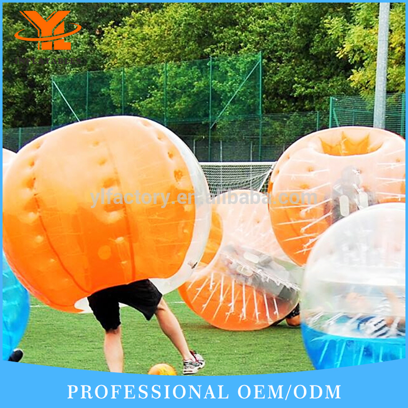 Professional Loopyball/Bubble Soccer/High Quality Bubble Football