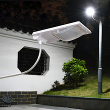 Shenzhen new design auto-sensing led solar street lamp