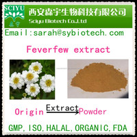 Parthenolide 0.3%, 0.8% Feverfew Extract