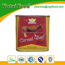 Canned Corned Beef Canned Halal Food 340G