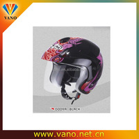 New design new model helmet cheap open face motorcycle helmets