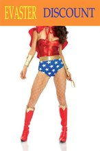 2012 newest arrival factory price Superman Fancy dress
