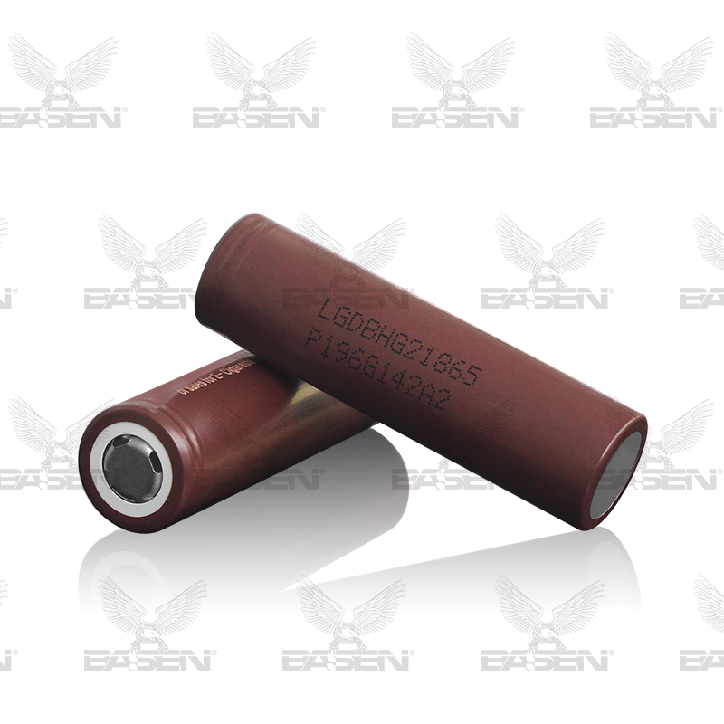 New original and hot sale LG HG2 LG DBHG21865 3.6V Lithium Battery