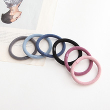 New Korean Pure Hair Accessories Fine High Elastic Rubber Bands Hair Tie Hair Ring