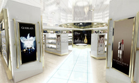 Famous makeup brand retail chain store commercial furniture designs