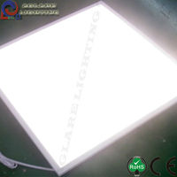 High luminous efficiency led panel dimmable lights room illumination rgb 60x60 cm led panel lighting