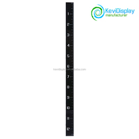 New Arrival 30cm Colorful Acrylic Ruler For Kids' Drafting And Measuring