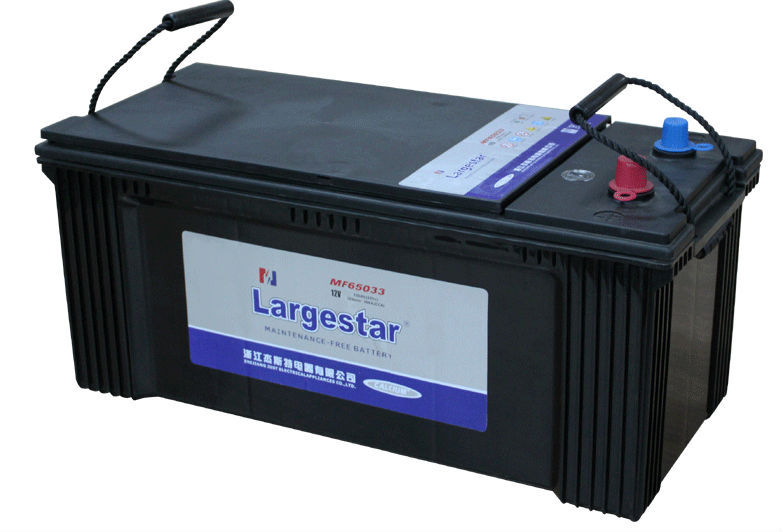 Largestar Hot promotional lead acid battery for car MF N150