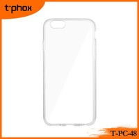 t-phox t-pc-48 TPU material thin transparent mobile phone cover/case/frame protective