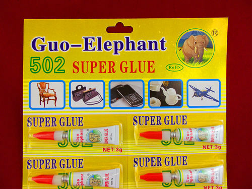 Wood Glue , 502 Super Glue for Plastic /Ceramic / Metal