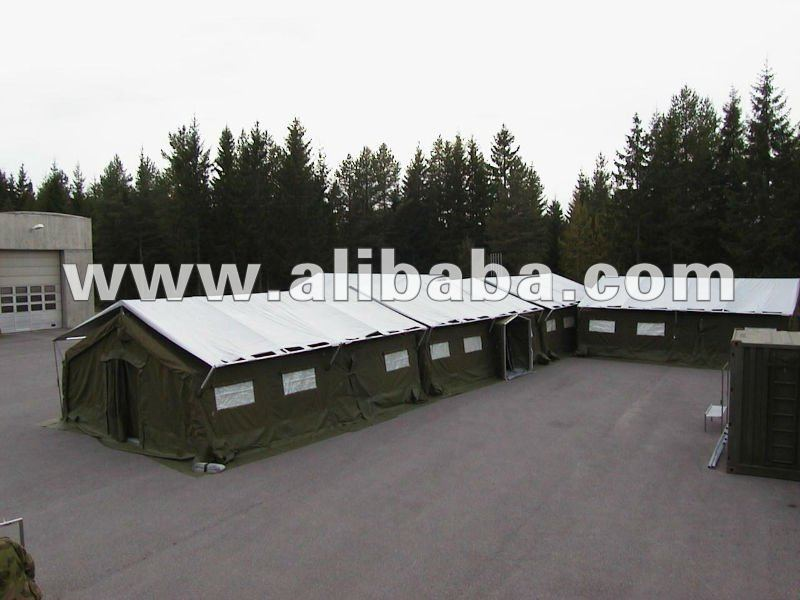 ALPHA MILITARY TENT 40 PERSONS