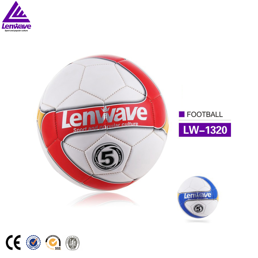 Price Cheap Good Qualtiy Sports Ball Factory Wholesale PU Laminated Football